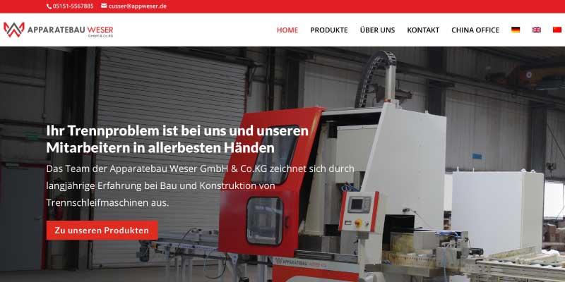 Werbeagentur Hameln - Appweser